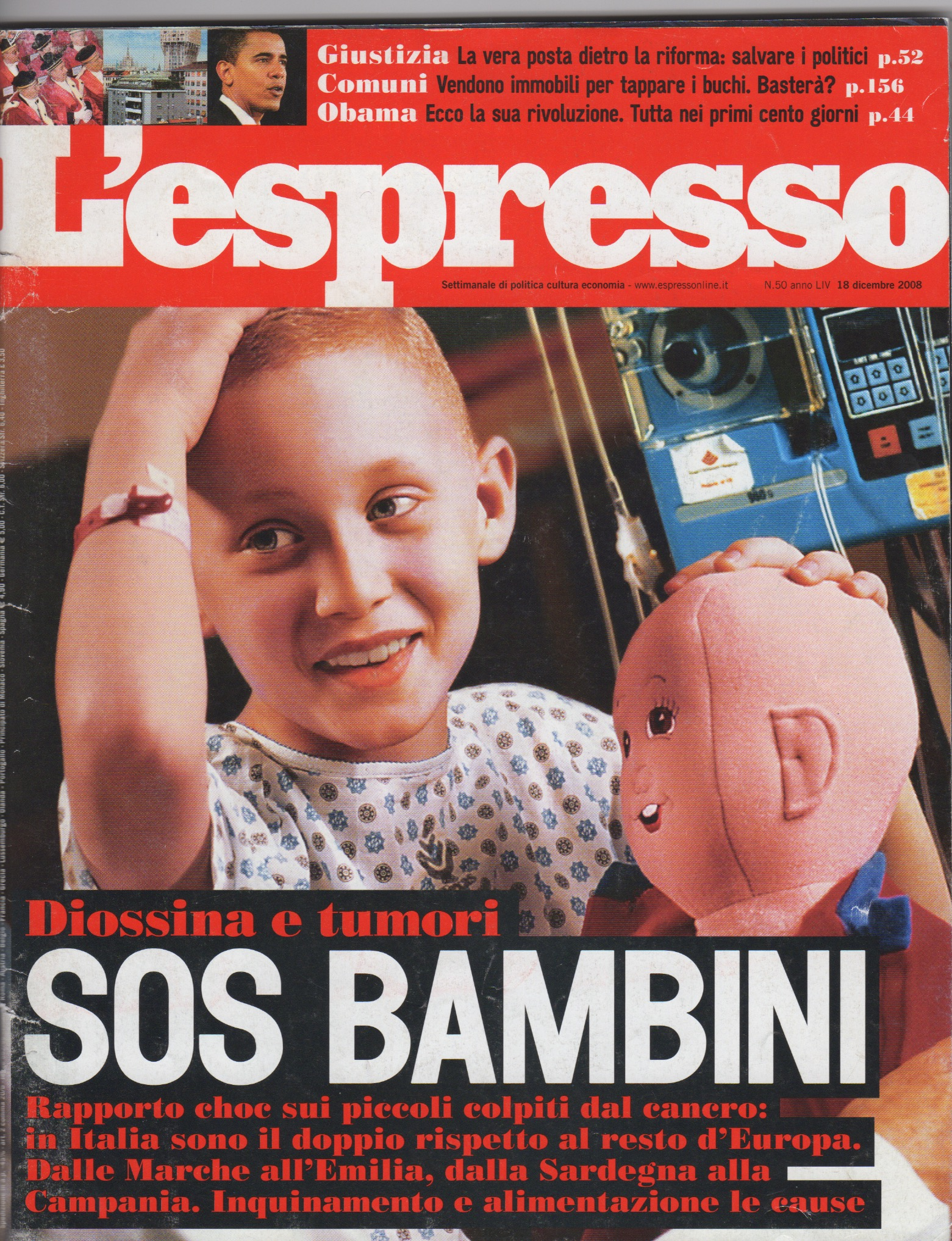SOS bambini Espresso